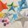 【折り紙で七夕飾り!】いろんな星飾りの作り方・切り方まとめ!