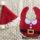 赤ちゃんのクリスマス衣装を手作りするならスタイがおすすめ!100均材料で作れる簡単な作り方を紹介!