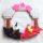 折り紙でかわいいひな祭りリースを作ろう!折り方や可愛いデザインをご紹介!